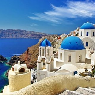 Beauitful Greece has some of the most amazing views inhellip